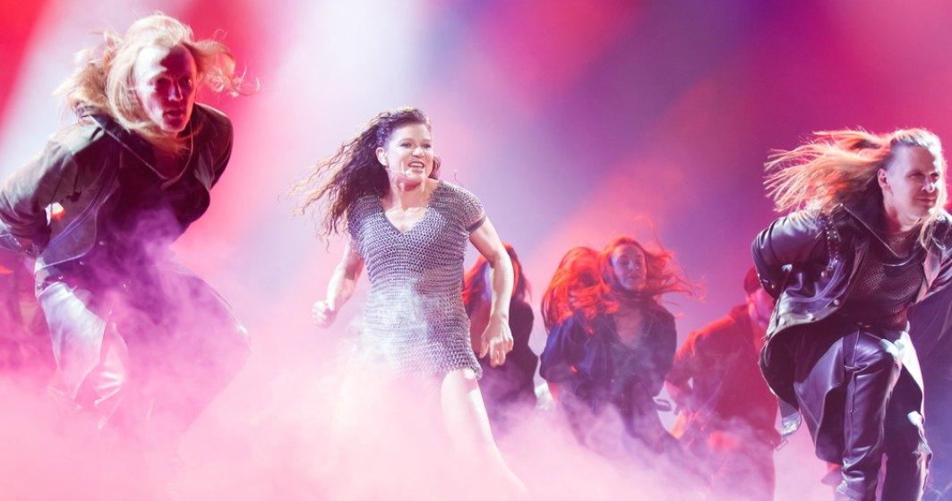 Eurovision 2017: Romania a ocupat locul al saptelea. Portugalia a castigat concursul de la Kiev