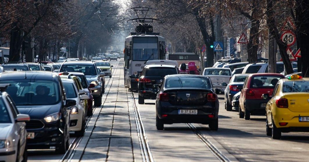 Sindicaliștii STB spun că de mizeria din tramvaie este vinovat Nicușor Dan