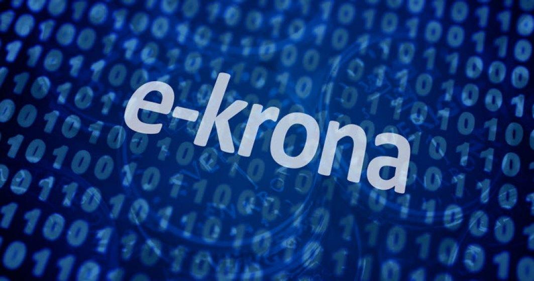 Suedia, un nou pas în testarea monedei digitale naționale