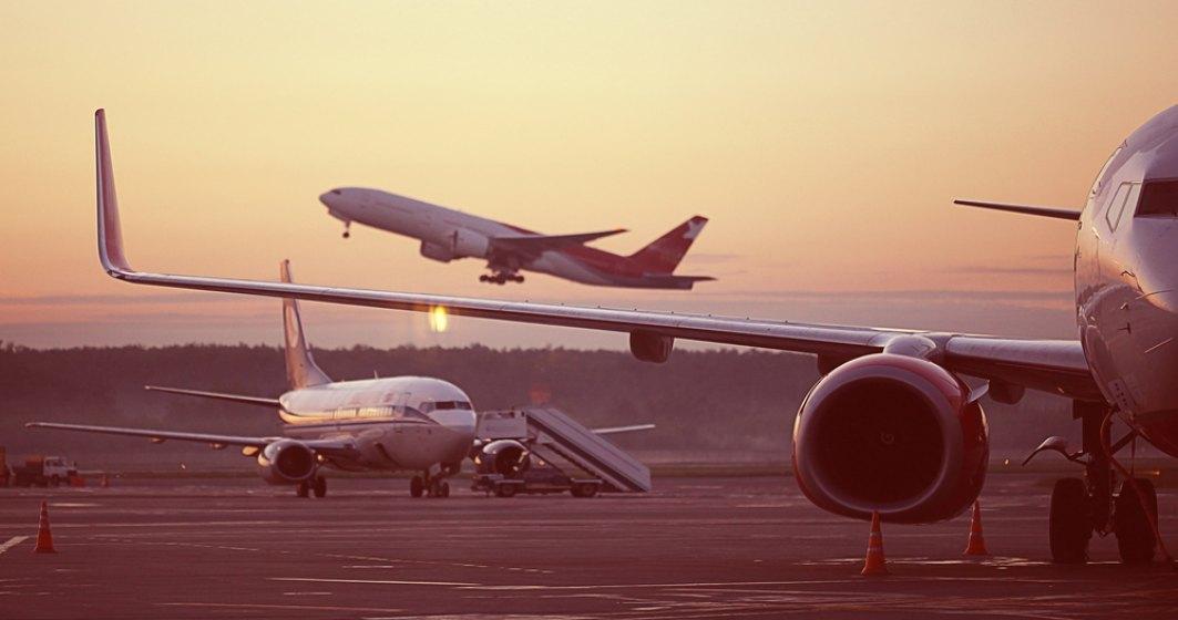 Companiile aeriene străine suspendă zborurile spre România