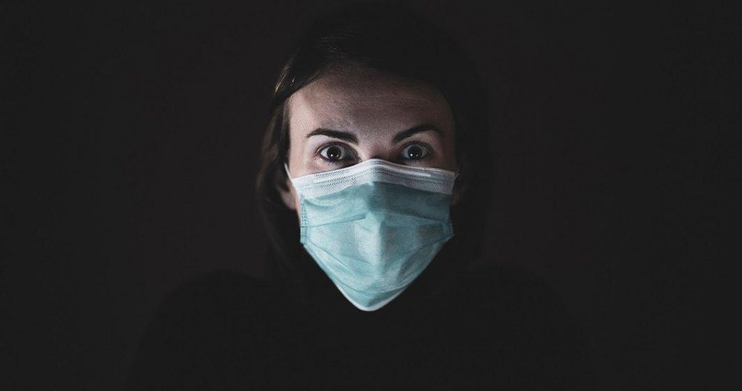 STUDIU   Ce lasă în urmă COVID-19: 1 din 3 pacienți cu forme severe dezvoltă o boală mintală