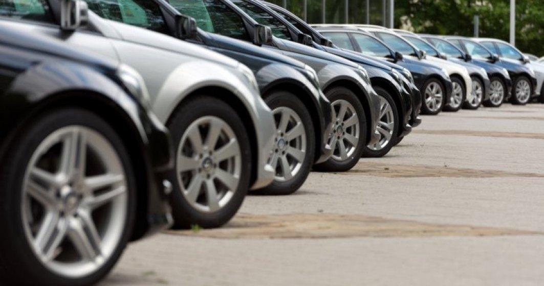 Piața auto din România a scăzut cu 25% în primele 11 luni