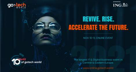 Pe 10-11 noiembrie, GoTech World, cel mai mare eveniment de IT &...