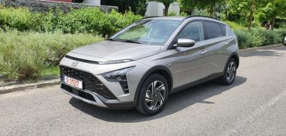 #WSDriveTest cu Hyundai Bayon, un nou crossover accesibil