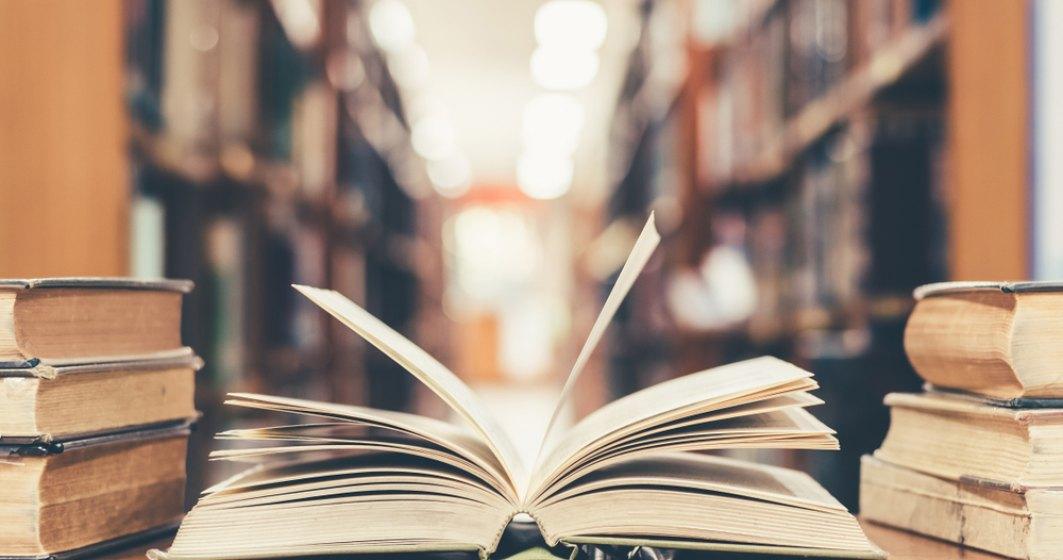 Cartea romaneasca prinde radacini. Piata de carte atinge maximul ultimilor 7 ani