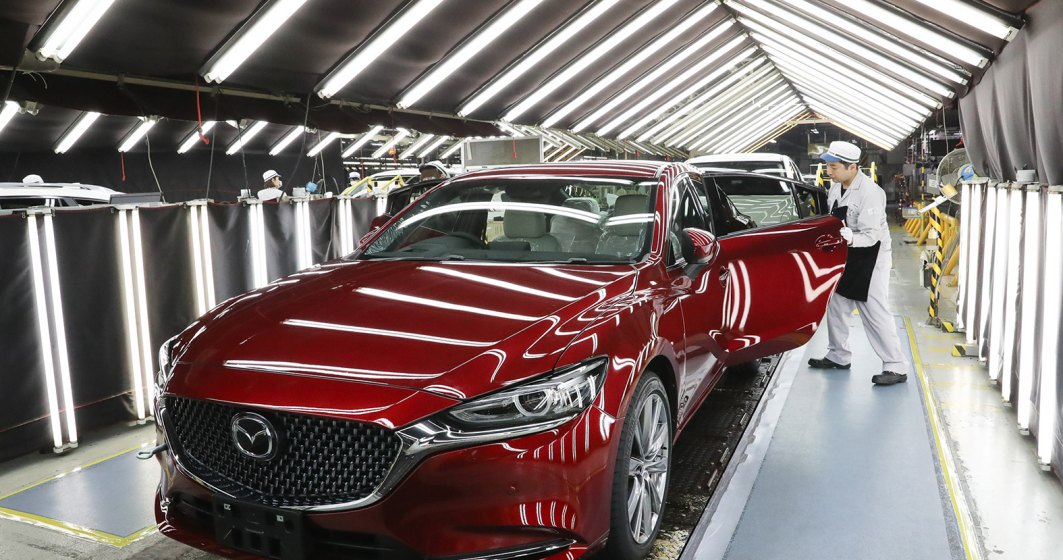 Mazda a depasit cifra de 50 de milioane de vehicule produse in Japonia