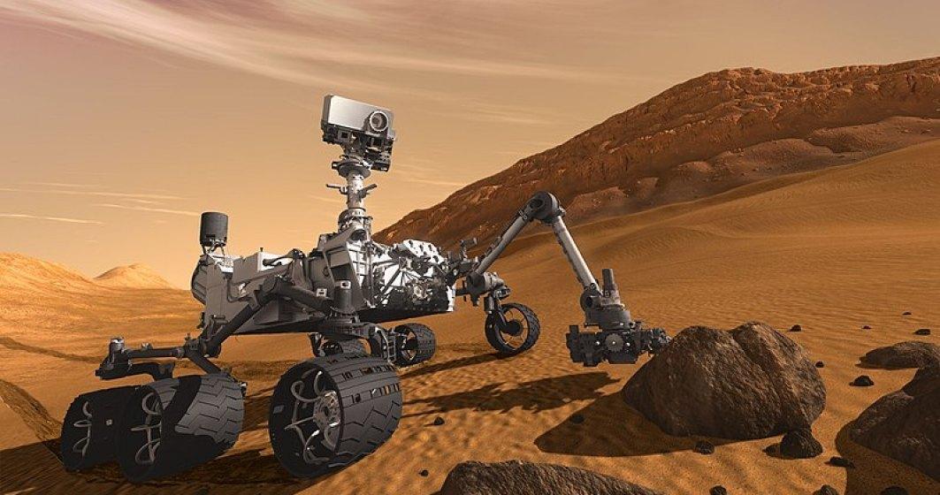 VIDEO  Roverul Perseverance al NASA a colectat roci de pe Marte care vor fi readuse pe Pământ pentru analiză