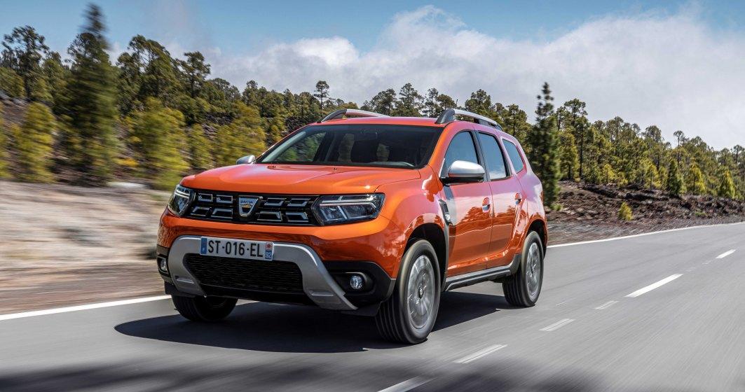 Dacia deschide comenzile pentru noul Duster