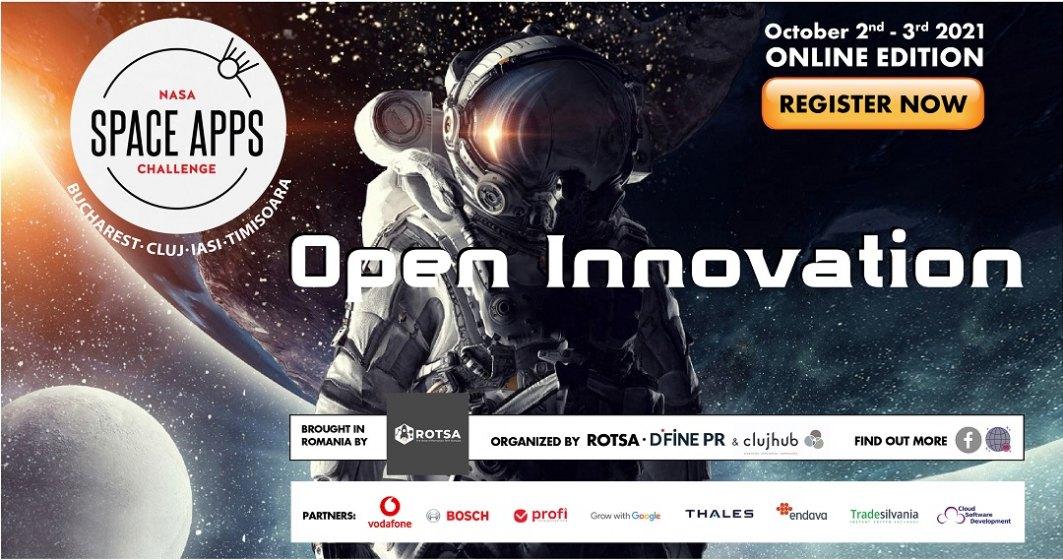 Peste 150 de români intră în competiția NASA Space Apps Challenge: cel mai mare hackathon din lume dedicat științei