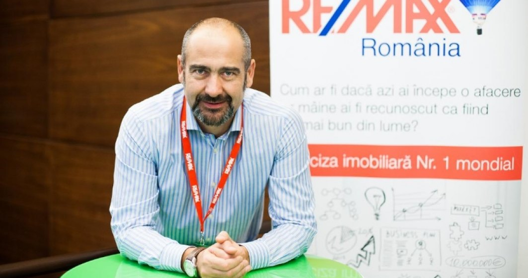 Afacerile RE/MAX Romania au crescut cu aproximativ 30% in 2017, la 2 mil. euro