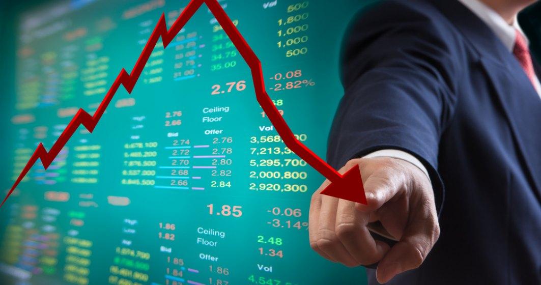 Capitalizarea Bursei de la Bucuresti a scazut in aceasta saptamana cu 15%, dupa ce Guvernul a anuntat ca va adopta o serie de masuri fiscal