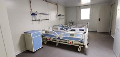 Containerele pentru pacienţi COVID de la Sibiu sunt în vizorul DNA