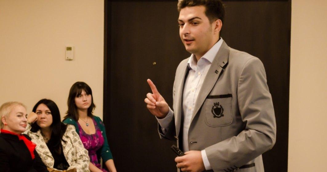 El ajuta antreprenorii sa comunice: ce inseamna sa fii consilier de PR si cum iti ajuta business-ul