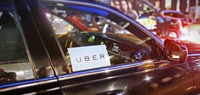 Uber a pierdut jumătate de miliard de dolari într-un singur trimestru