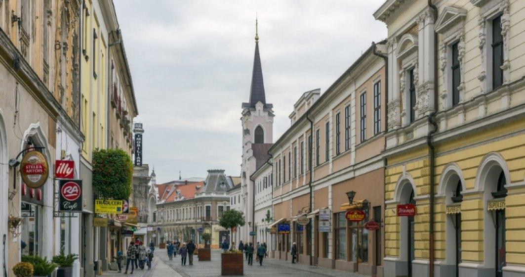 Storia.ro: Oradea, cel mai sigur oras din Romania. Capitala abia pe locul 9
