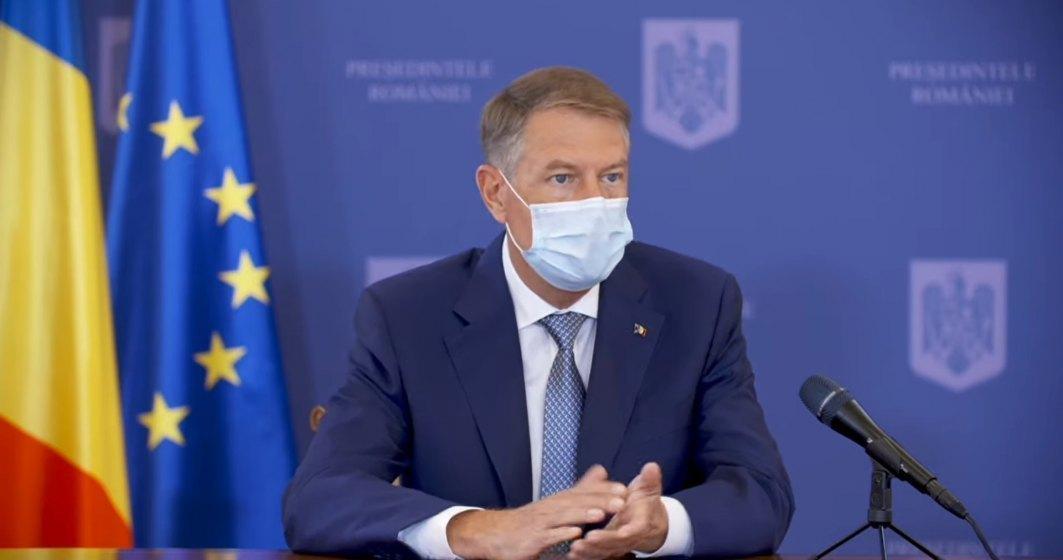 Iohannis, despre PNRR: Aprobare rapidă a planului fără a merge în profunzime nu ar ajuta
