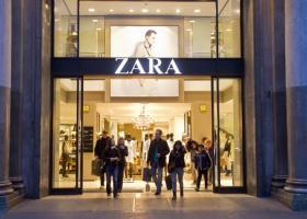 Vânzările Inditex, proprietarul Zara și Bershka, sunt aproape de nivelul de...