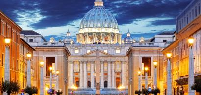 PREMIERĂ: Vaticanul a publicat informații despre proprietățile sale