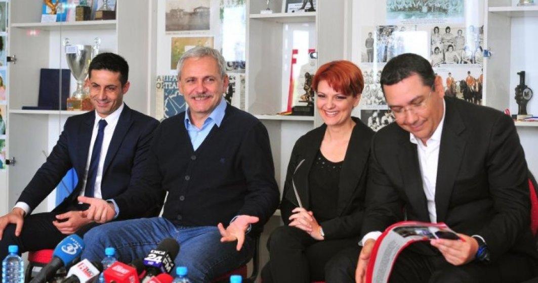 """Guvernul Grindeanu a """"capitulat""""? Dragnea: Am luat act de demisia premierului. Toti ministrii au demisionat"""