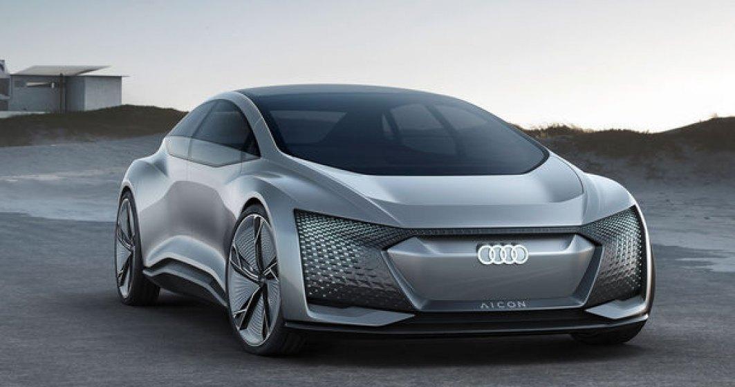 Audi va dezvalui doua concepte electrice in acest an: prezentari programate la Shanghai si Frankfurt