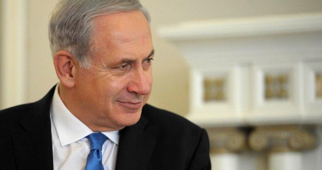 Politia israeliana recomanda inculparea premierului Netanyahu pentru coruptie