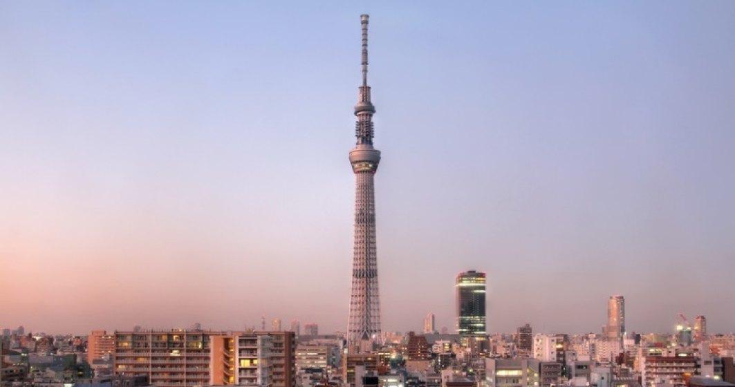 Top 10 cele mai inalte turnuri din lume