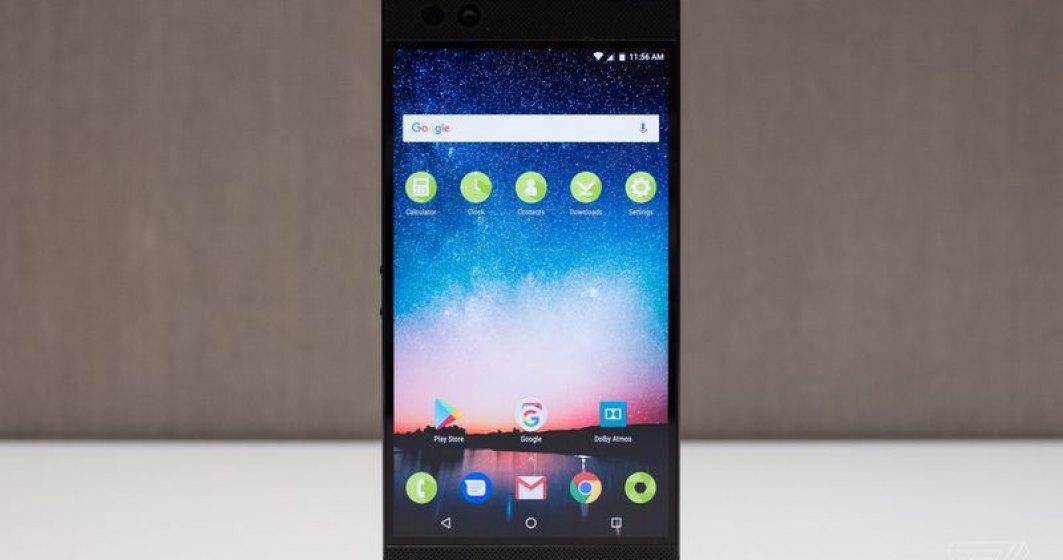 Razer Phone, telefonul pentru gameri, a fost lansat oficial