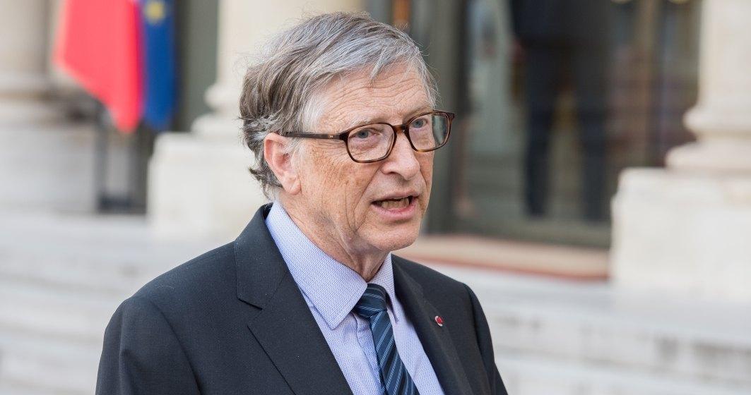 Bill Gates: Nu suntem încă în cel mai rău scenariu al pandemiei