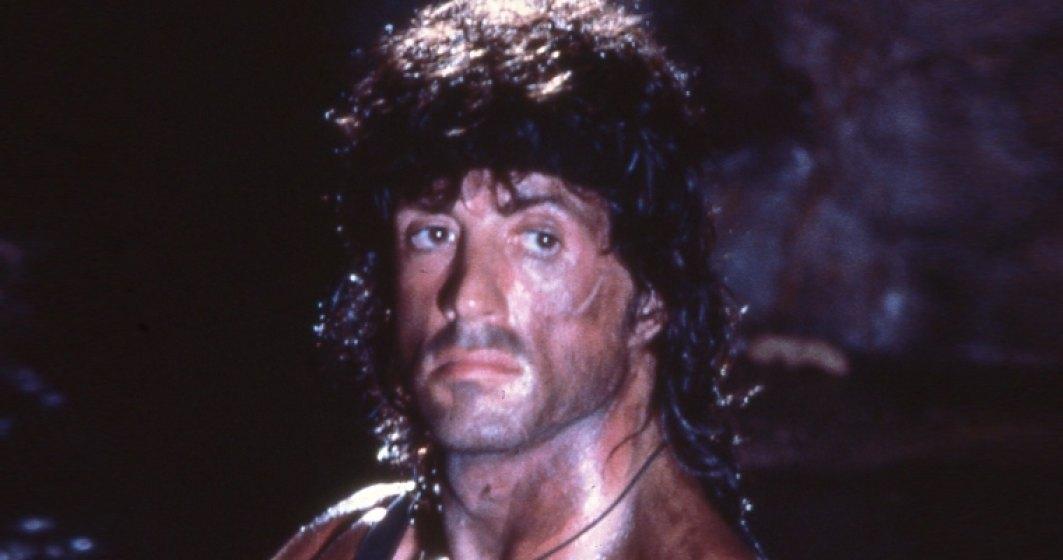 """Un nou film din seria """"Rambo"""", fara Sylvester Stallone in distributie, in pregatire la Hollywood"""