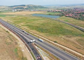Nodul de la Sebeș este gata. Au fost inaugurate ultimele două bretele, cele...