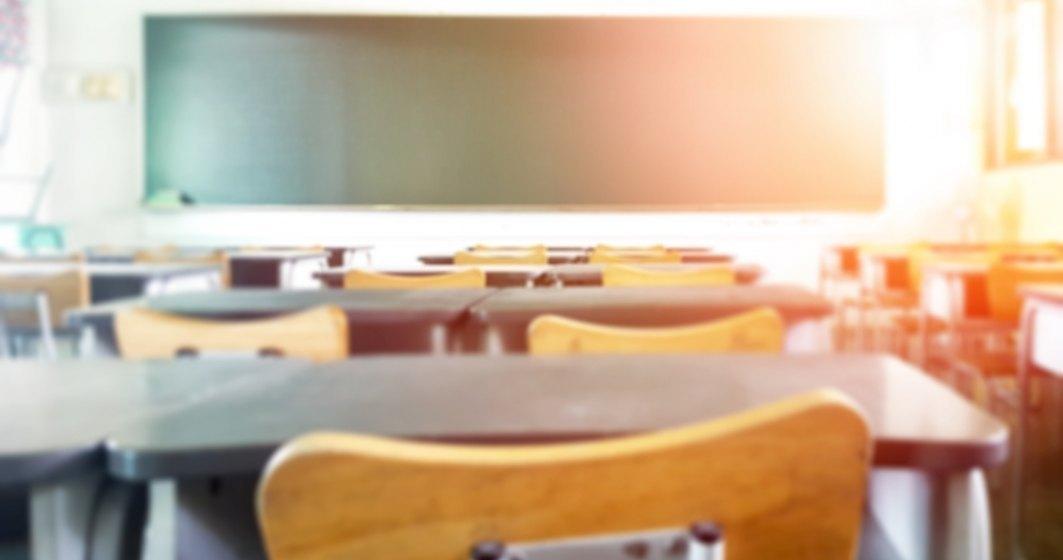 Ministerul Educatiei: 6.695 de elevi din tara - afectati de suspendarea cursurilor