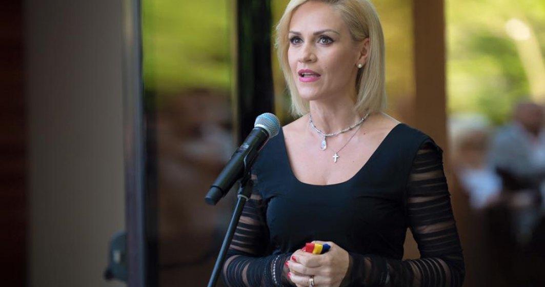 Referendum demitere Gabriela Firea: A fost instalat primul cort pentru strangerea de semnaturi