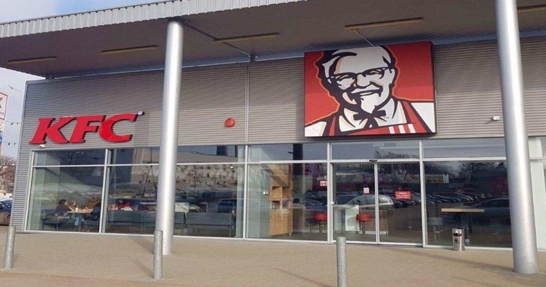 KFC deschide primul restaurant din Botosani. La cat se ridica investitia
