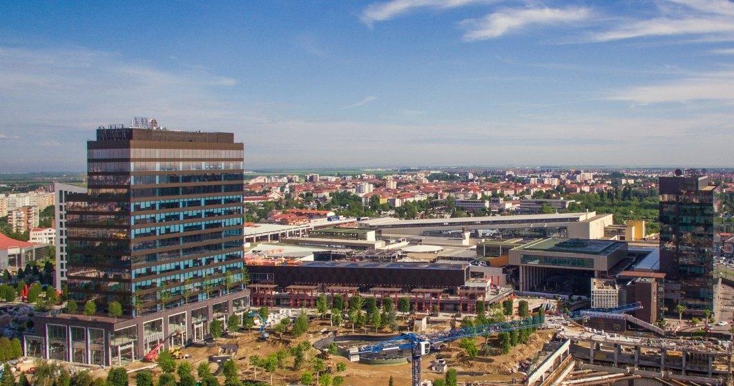Iulius Town Timisoara, proiect imobiliar mixt care constituie cea mai mare investitie in real estate din regiune, va fi inaugurat pe 30 august