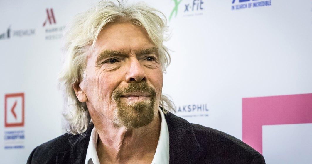 Sfatul simplu pentru succes in cariera pe care il da miliardarul Richard Branson