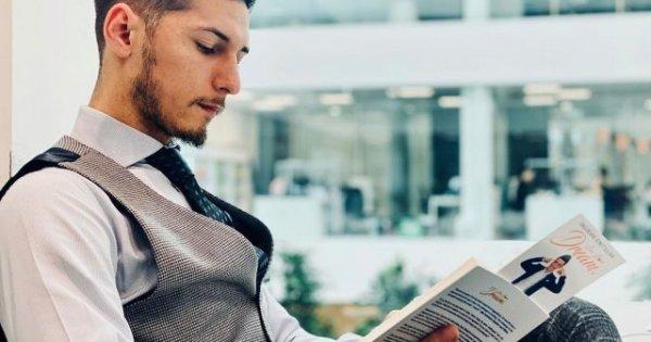 Beniamin Moisă, tânărul milionar plecat dintr-un sat din Iași care a ajuns să...