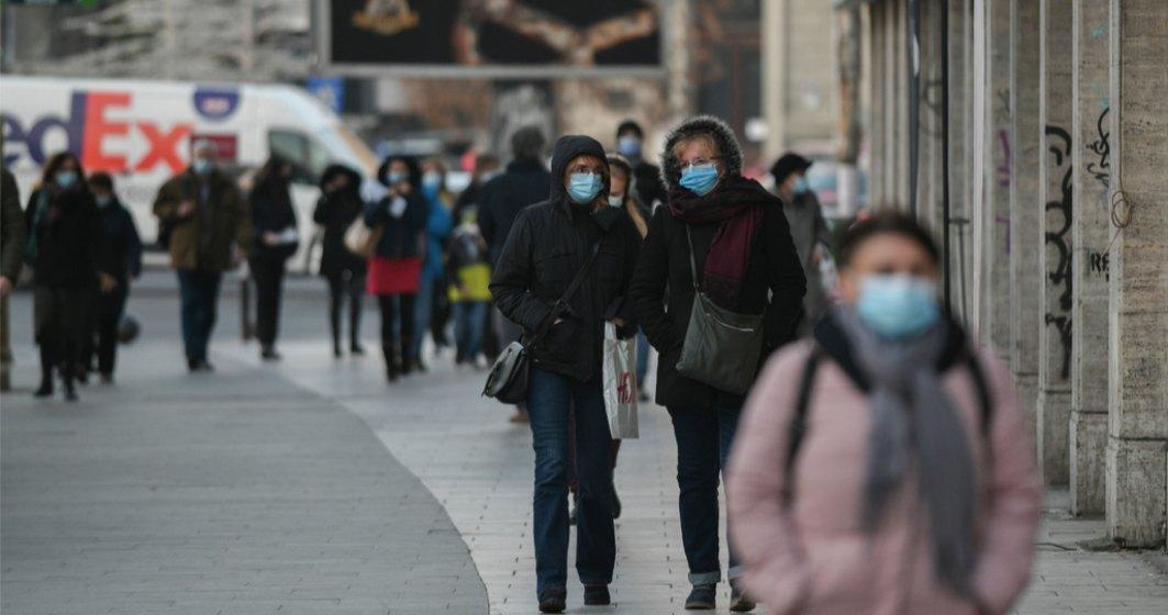 BREAKING: Restricțiile ar putea reveni în București după ce rata de incidență a trecut de 2 la mie