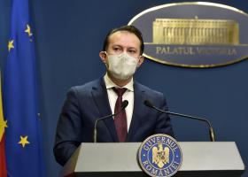 Cîțu laudă din nou campania de vaccinare, deși România are printre cei mai...