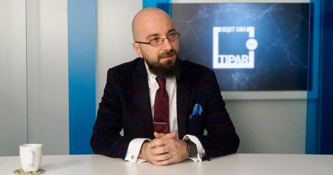 Razvan Petrescu, UTI - de la rock la Smart City si solutii de eGuvernare