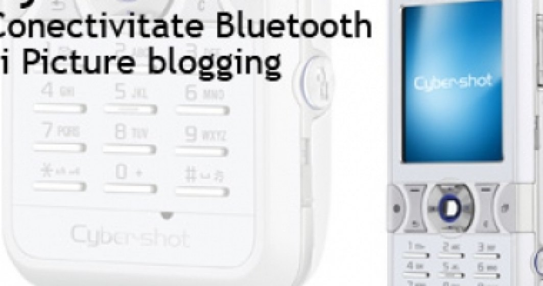 K550i - Telefon Cyber-shot
