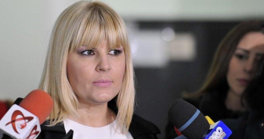Elena Udrea a venit la DNA pentru a fi audiata