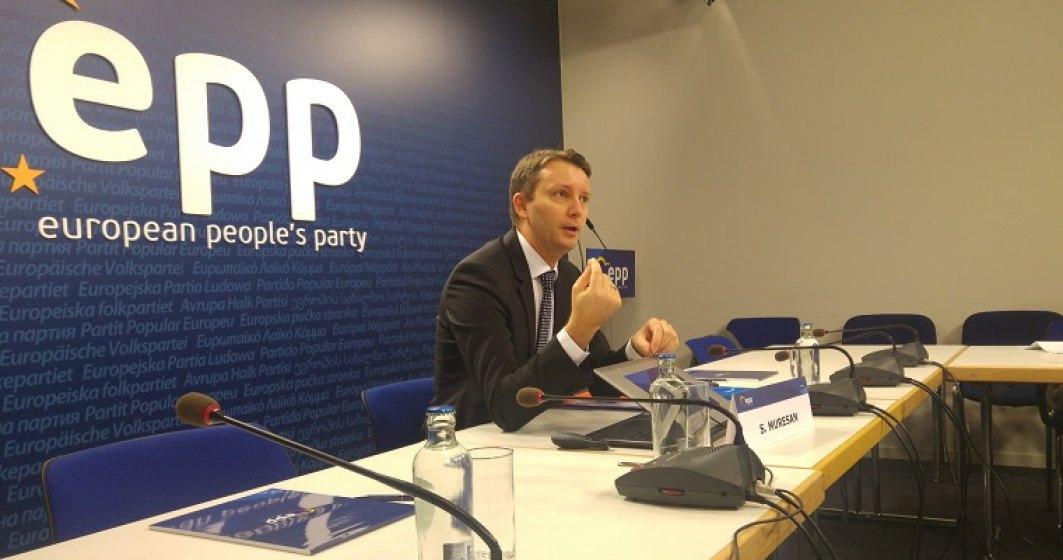 Europarlamentarul Siegfried Muresan: Modificarea legilor justitiei din Romania va fi discutata in Parlamentul European
