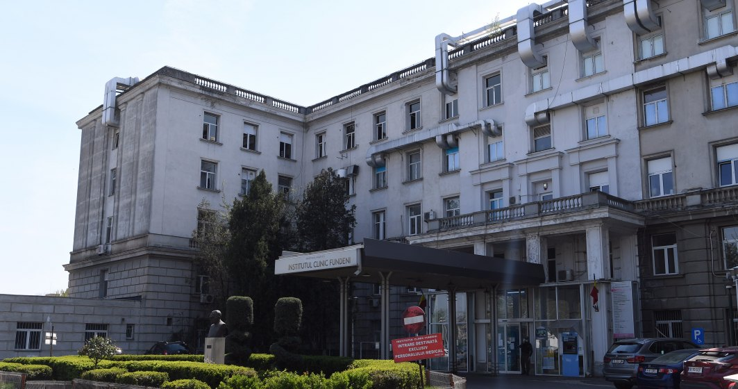 Emilia Grigore, director financiar-contabil la Institutul Clinic Fundeni, trimisă în instanţă pentru luare de mită
