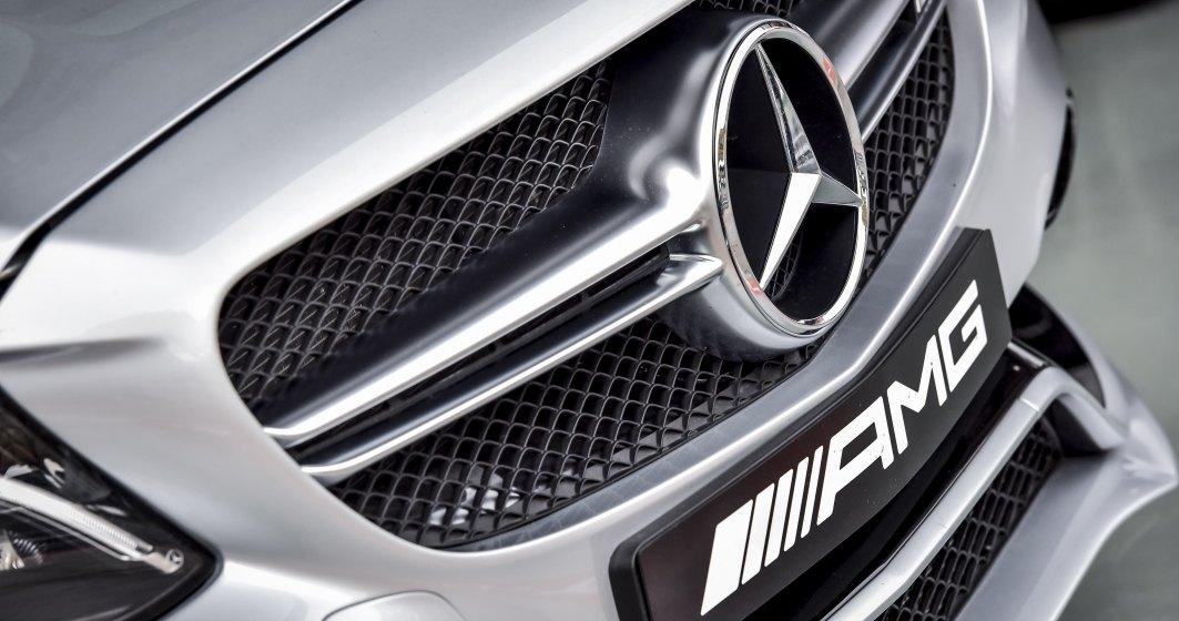 Daimler așteaptă pierderi uriașe în problema emisiilor diesel la Mercedes