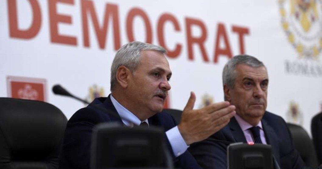 Dragnea: Iohannis e in stare de orice ca sa dea guvernul jos, chiar si prin violenta