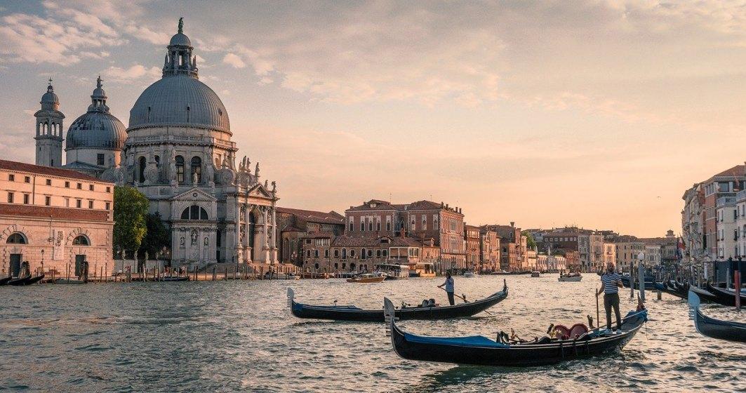 VIDEO   Veneția și-a redeschis laguna pentru vasele de croazieră