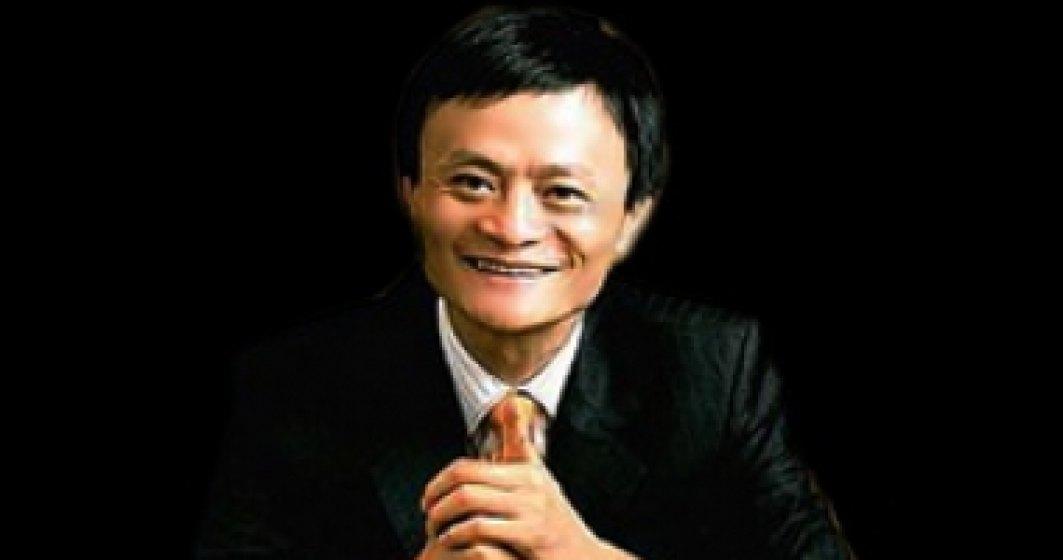 Jack Ma: Parintele e-commerce in China