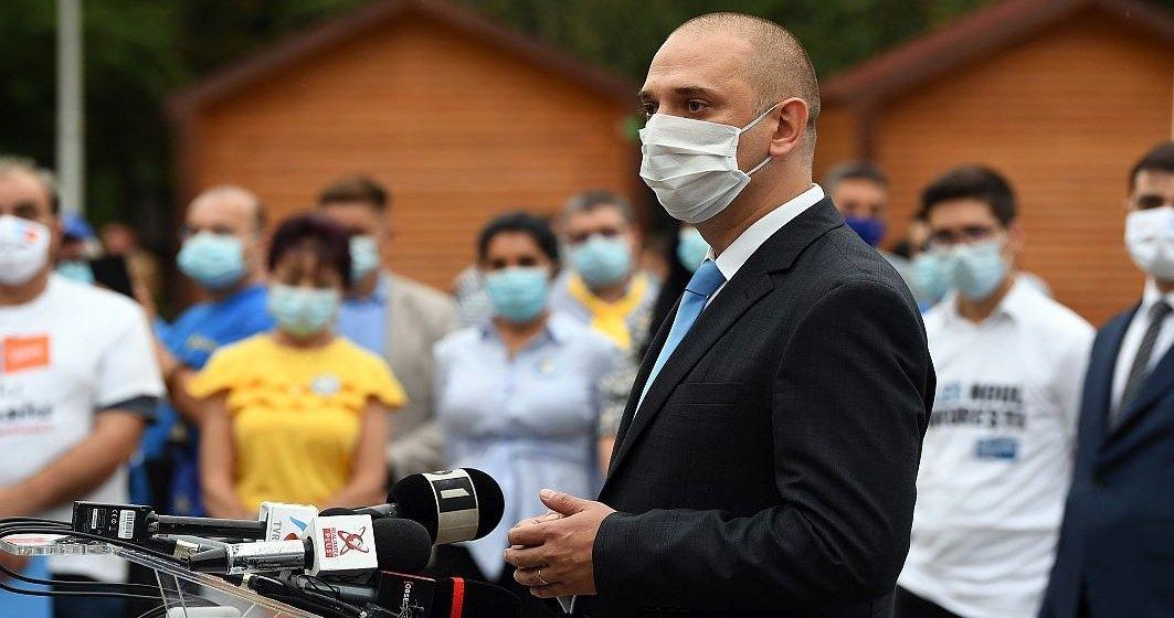 Radu Mihaiu: Se pregătește un centru de vaccinare drive-through și în Sectorul 2