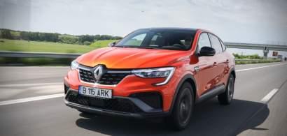 #WSDriveTest cu Renault Arkana, un nou SUV coupe hibrid