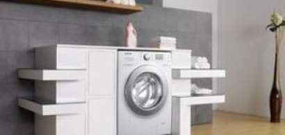 Stilul minimalist in electrocasnice: masinile de spalat ecobubble